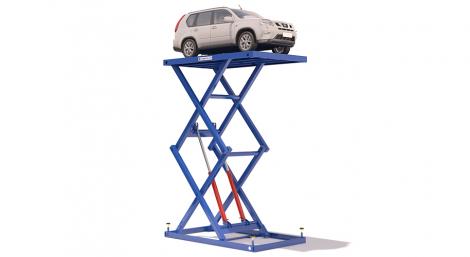 Automobile lift
