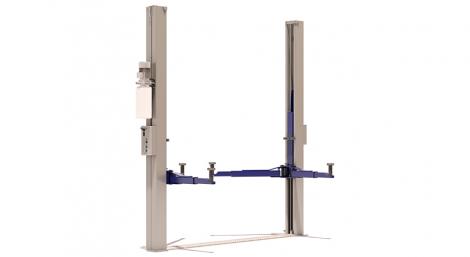 Two-column hydraulic autolifts